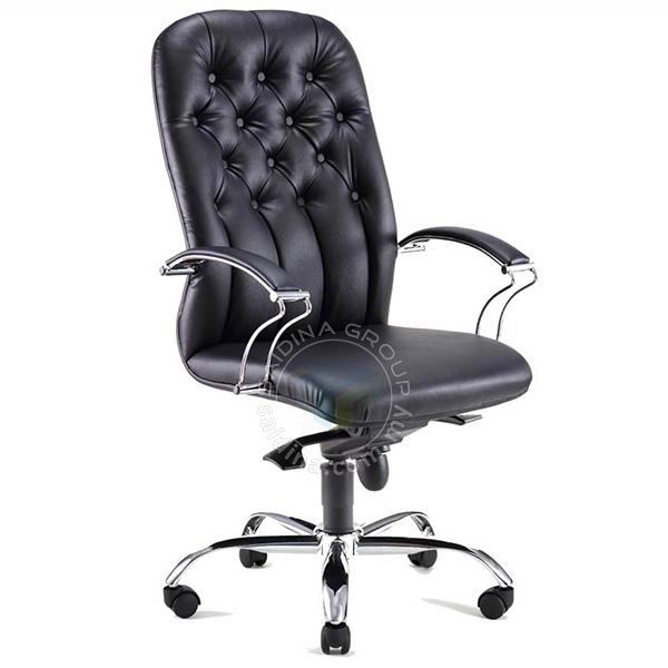 Pembekal Kerusi Pegawai Highback Office Chairs Terus Dari Kilang